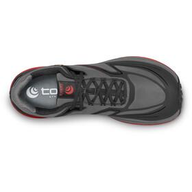Topo Athletic Hydroventure 2 Scarpe Da Corsa Uomo, anthracite/red